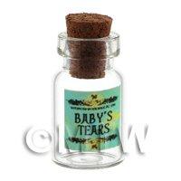 Dolls House Miniature Babys Tears Magic Storage Jar (Style 2)