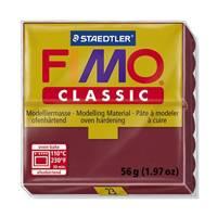 FIMO Classic Basic Colours 56g Bordeaux 23