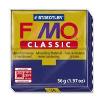 FIMO Classic Basic Colours 56g Navy Blue 34