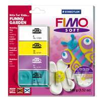 FIMO Soft Polymer Clay Kits For Kids Funny Garden