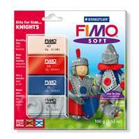 FIMO Soft Polymer Clay Kits For Kids Knights