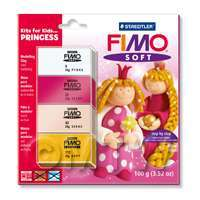 FIMO Soft Polymer Clay Kits For Kids Princess