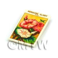 Dolls House Flower Seed Packet - Morning Glory