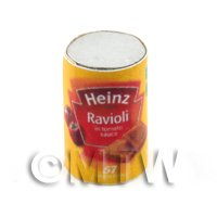Dolls House Miniature Can of Heinz Ravioli