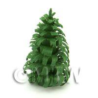 Dolls House Miniature 30mm Green Tree