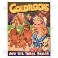 Dolls House Miniature 1930s Goldilocks Theatrical Poster