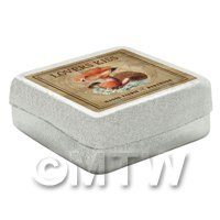 Dolls House Miniature Apothecary Lovers Kiss Fungi Colour Box