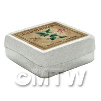 Dolls House Herbalist/Apothecary Nightshade Square Herb Box