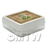 Dolls House Herbalist/Apothecary Wolfsbane Square Herb Box