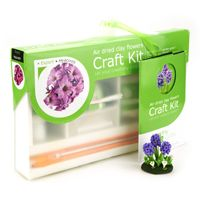 Dolls House Miniature Hyacinth Flower Kit - Expert