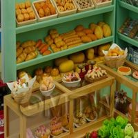 General Store Layout Close-up