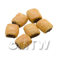 Dolls House Miniature Pan Au Chocolat