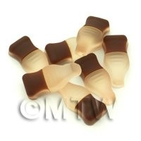 Translucent Classic Cola Bottle Sweet Charm For Jewellery