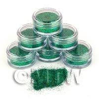 High Quality Nail Art Glitter - 2g Pot - Arabian Nights