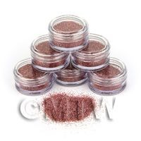 1/12th scale High Quality Nail Art Glitter - 2g Pot - Vibrant Violet