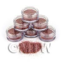 High Quality Nail Art Glitter - 2g Pot - Vibrant Violet