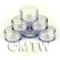 High Quality Nail Art Glitter - 2g Pot - Diamond Desire
