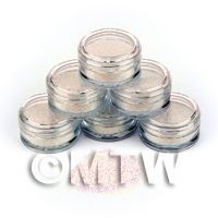 1/12th scale High Quality Nail Art Glitter - 2g Pot - Faerie Dust