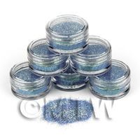 1/12th scale High Quality Nail Art Glitter - 2g Pot - Ocean Shimmer