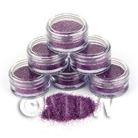 High Quality Nail Art Glitter - 2g Pot - Disco Fever