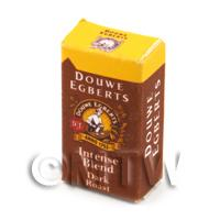 Dolls House Miniature Douwe Egberts Dark Roast Box