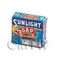 Dolls House Miniature Sunlight 12oz Tablet Box