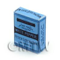 Dolls House Miniature One Pound Pepper Box