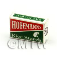 Dolls House Miniature Hoffmanns Rice Starch Box