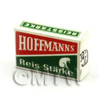 Dolls House Mini German Hoffmanns Rice Starch Box