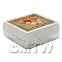 Dolls House Miniature Apothecary Pear Milkcap Fungi Colour Box