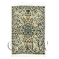 Dolls House Medium 16th Century Rectangular Carpet / Rug (16NMR12)