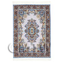 Dolls House Medium Rectangular Victorian Rug (vcmr04)