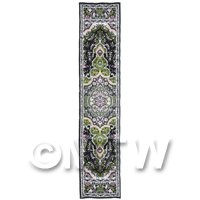 Dolls House Miniature 24cm Woven Turkish Hall Runner (TR097)