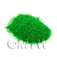 Dolls House Miniature Mild Green Colour Scatter