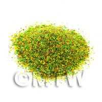 Dolls House Miniature Spring Green Colour Scatter