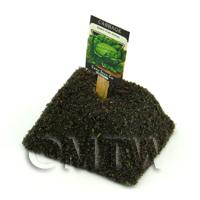 Dolls House Miniature Dutch Cabbage Seed Packet With A Stick