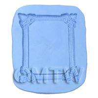 Dolls House Miniature Reusable Large Frame Silicone Mould