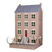Dolls House Miniature - The Uppingham 1:12th Scale Dolls House