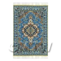Dolls House Large Tudor / Medieval Rectangular Carpet (TULR01)