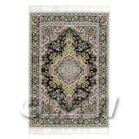 Dolls House Large Tudor / Medieval Rectangular Carpet (TULR02)