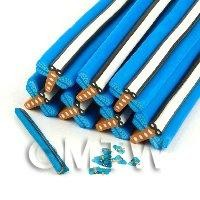 Unbaked Blue Dragonfly Cane Nail Art And Jewellery UNC26
