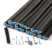 Unbaked Butterfly Wing Cane Nail Art And Jewellery  UNC28