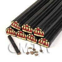 Unbaked Crown Cane Nail Art And Jewellery  UNC42