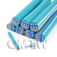 Unbaked Easter Egg Cane Nail Art And Jewellery UNC71
