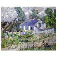 Van Gogh Painting House in Auvers