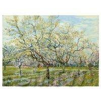Van Gogh Painting White Orchard in Blossom