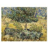 Van Gogh Painting In The Shade of the Olive Tree
