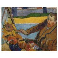 Van Gogh Painting Vincent Van Gogh Painting Sunflowers