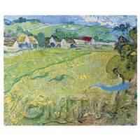 Van Gogh Painting View of Vessenots Near Auvers