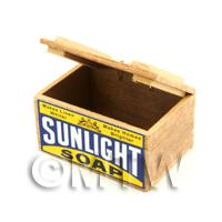 Dolls House Miniature - Dolls House Sunlight Wooden Shop Display Box